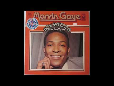 How Sweet It Is To Be Loved By You ~ Marvin Gaye (1964) mp3