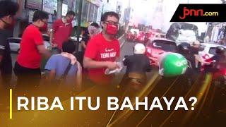 Komunitas Dakwah Edukasikan Bahaya Riba di Buku Merah - JPNN.com
