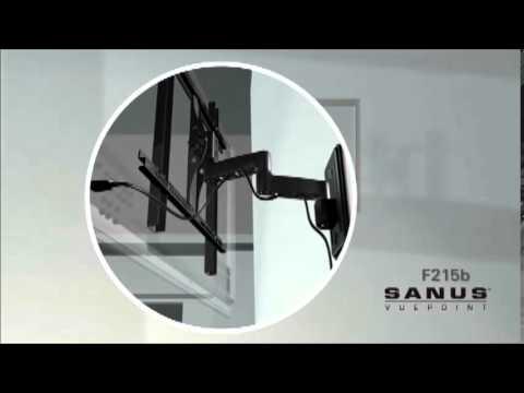 F215b Sanus Vuepoint Features Video Voranatehifi Youtube