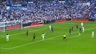 La Liga 25 10 2014 Real Madrid vs Barcelona - HD - Full Match - 2ND - English Commentary 1