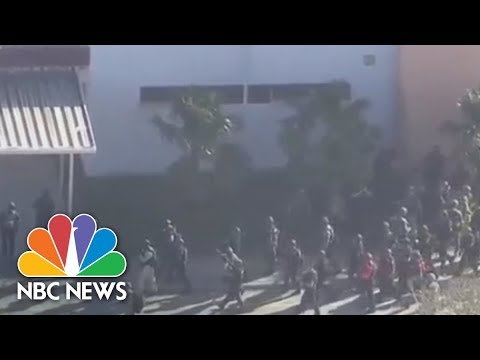Parkland, Florida School Shooting: Father Describes What His Daughter Saw Inside | NBC News