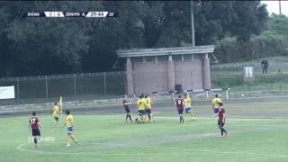 Signa-Zenith Audax 1-1 Eccellenza Girone B