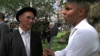 THE BFG London Premiere - BBC London News