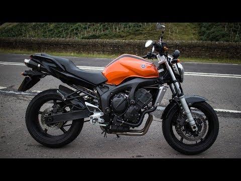 Best Sounding Bike I've Ever Ridden | Yamaha FZ6 Exhaust Sound!