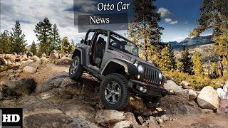 HOT NEWS  !!!! 2018 Jeep 4SPEED Overview