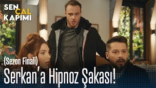 Serkana hipnoz şakası - Sen Çal Kapımı 39. Bölüm (Sezon Finali)