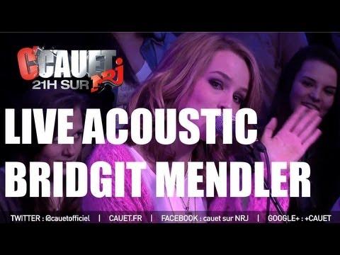 Bridgit Mendler - Ready or Not - Live Acoustic - C'Cauet sur NRJ