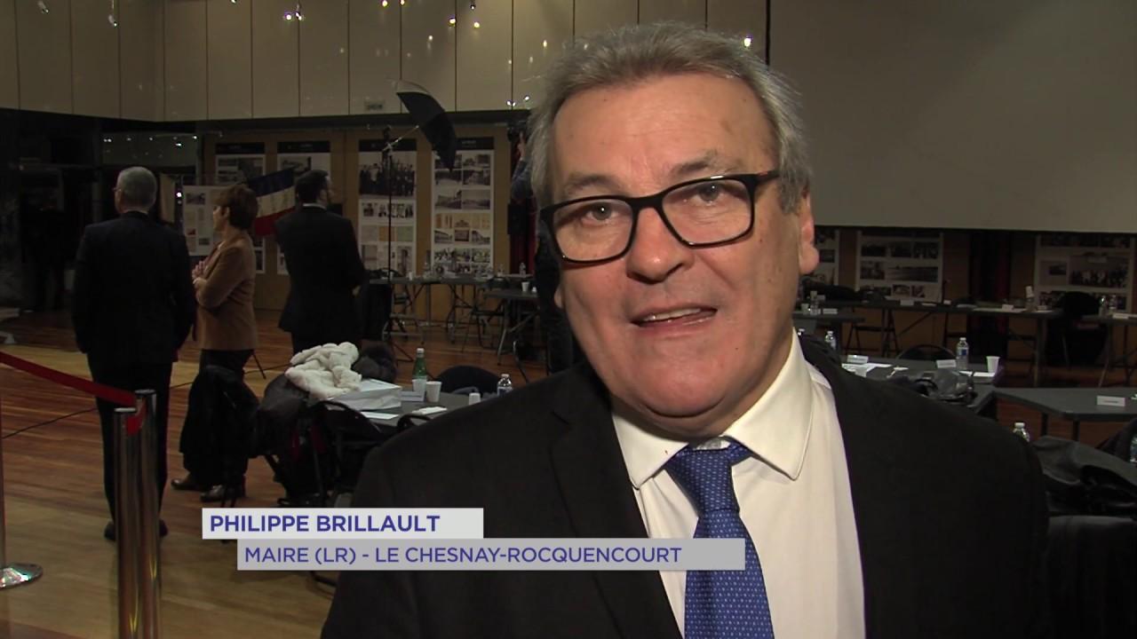 Yvelines | Fusion : Le Chesnay et Rocquencourt se sont mariés !