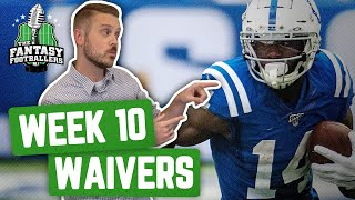 Fantasy Football 2019 - Week 10 Waivers + Full Stream Ahead, Bye-pocalypse! - Ep. #811