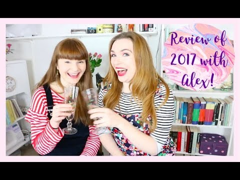 Sewing Review of the Year 2017 with Alex from Sew Happy!