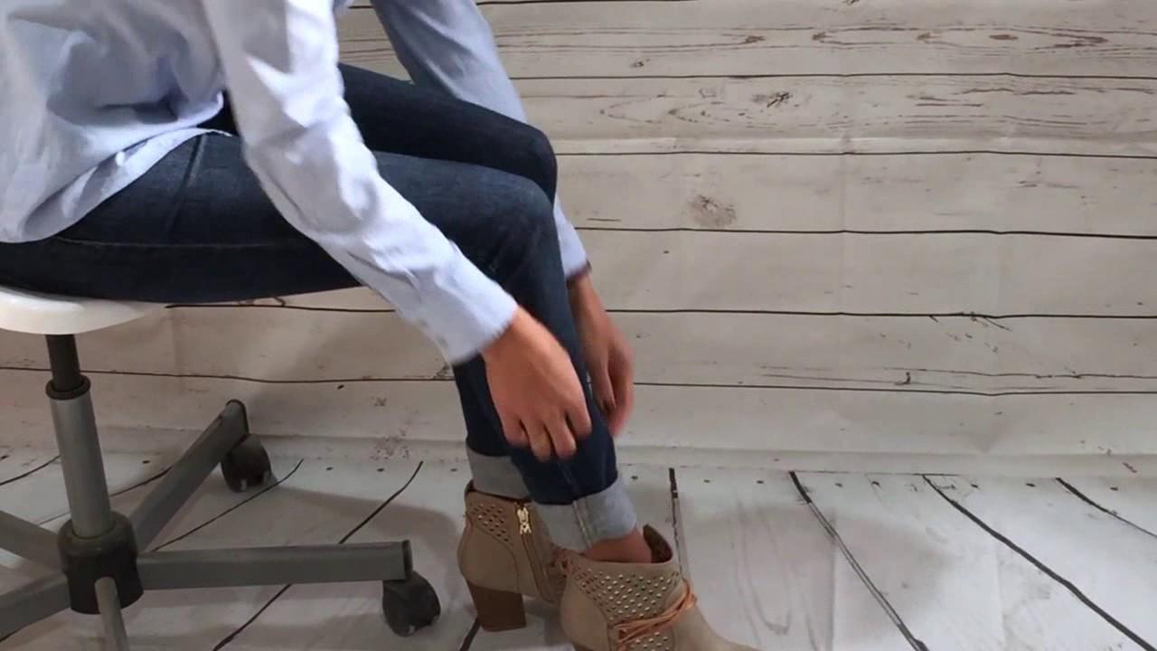 0d0adea3c83fd Te presentamos los nuevos modelos de botines Maria Mare - YouTube