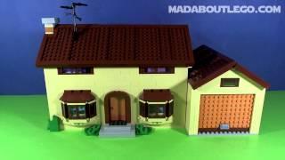 Lego Simpsons House 71006