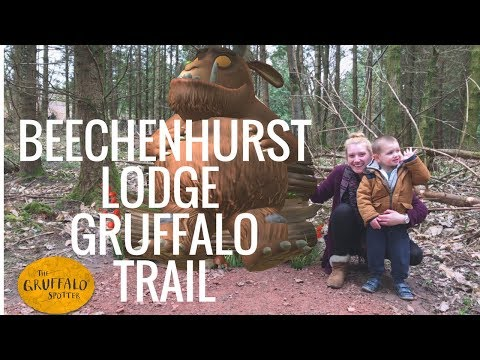 Day out with the kids | Beechenhurst Lodge Gruffalo Trail