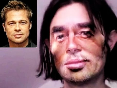 Wear Brad Pitt's FACE -- Mind Blow 26