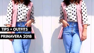 TIP + OUTFITS DE PRIMAVERA 2018 l URBAN INSIDE