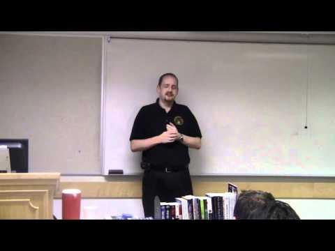 Brandon Sanderson Lecture 5: Guest Lecture by Eric James Stone (1/1)