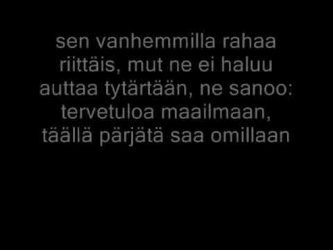 Puistossa Lyrics