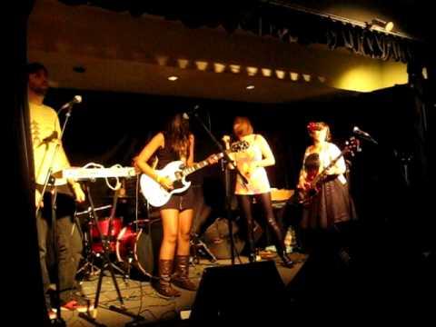 Fern Lane - Rock Star Flight (Live @ No Future Cafe - Pasadena, California October 23, 2009)