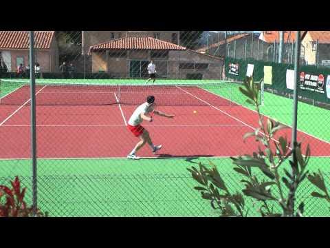La meilleure équipe de tennis de la conurbation Z