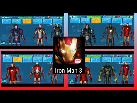 Iron Man 3 Evolusion Game Android
