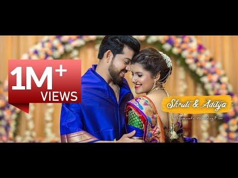 Shruti & Aditya | Marathi Cinematic Wedding Film | Nik's Photography | Pune