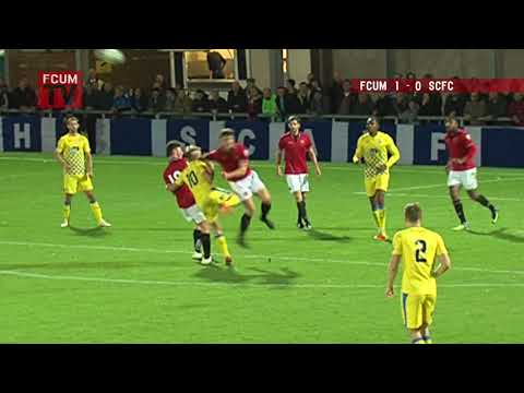 FCUM vs Stockport County - FA Cup Replay - Highlights - 03/09/17