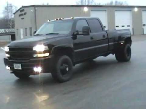 2015 Chevy Dually