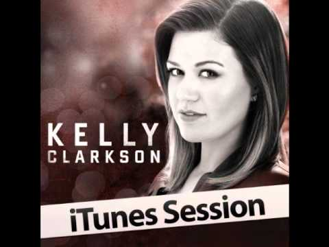 Kelly Clarkson  Never Again iTunes Session