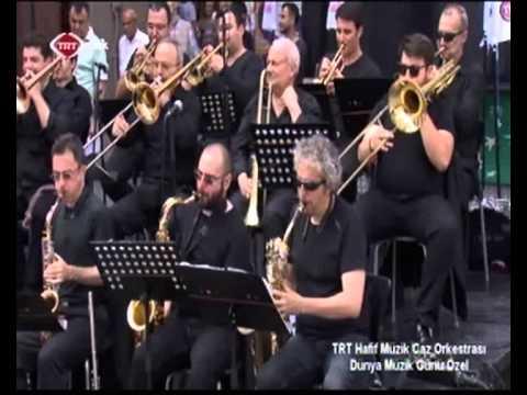 TRT Hafif Müzik ve Caz Orkestrası  - TRT İstanbul Radyosu