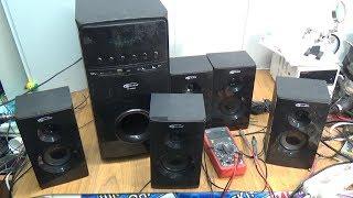 Ремонт Акустическая система Gemix HT 3050