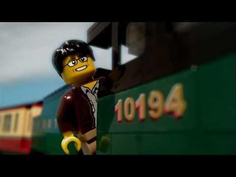 Darren Hayman - My Dream Train