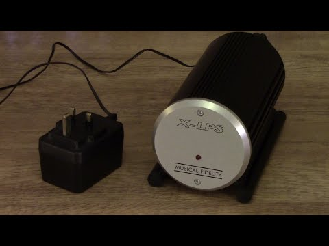 Turntable Update 9: Phono Pre-Amplifier - Musical Fidelity X-LPS