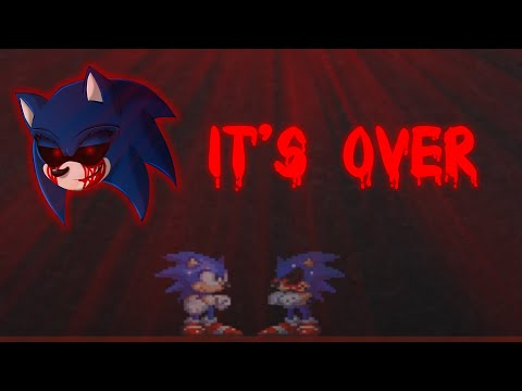 THE FIRST OLD VERSION OF Sonic.exe Nightmare Beginning BAD ENDING Remake