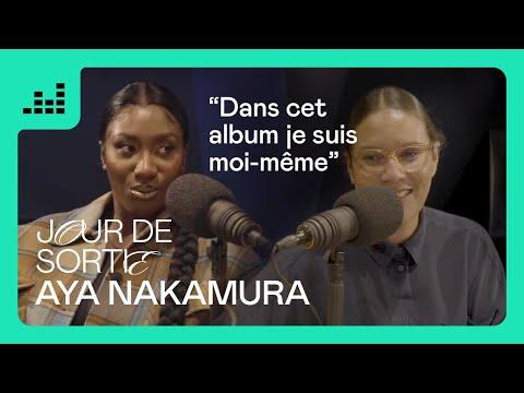 Youtube: Aya Nakamura x Deezer – Jour de Sortie