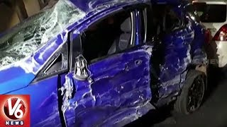 Special Report On Drunk Driving And Rising Road Accidents In Hyderabad | V6 News