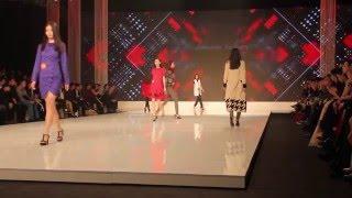 Sebastian Valdez & Accademia del lusso Fashion Show Beijing 2015