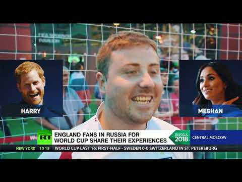 Coming to Russia is suicide? 'Fearless' England fans talk UK media & World Cup Russia