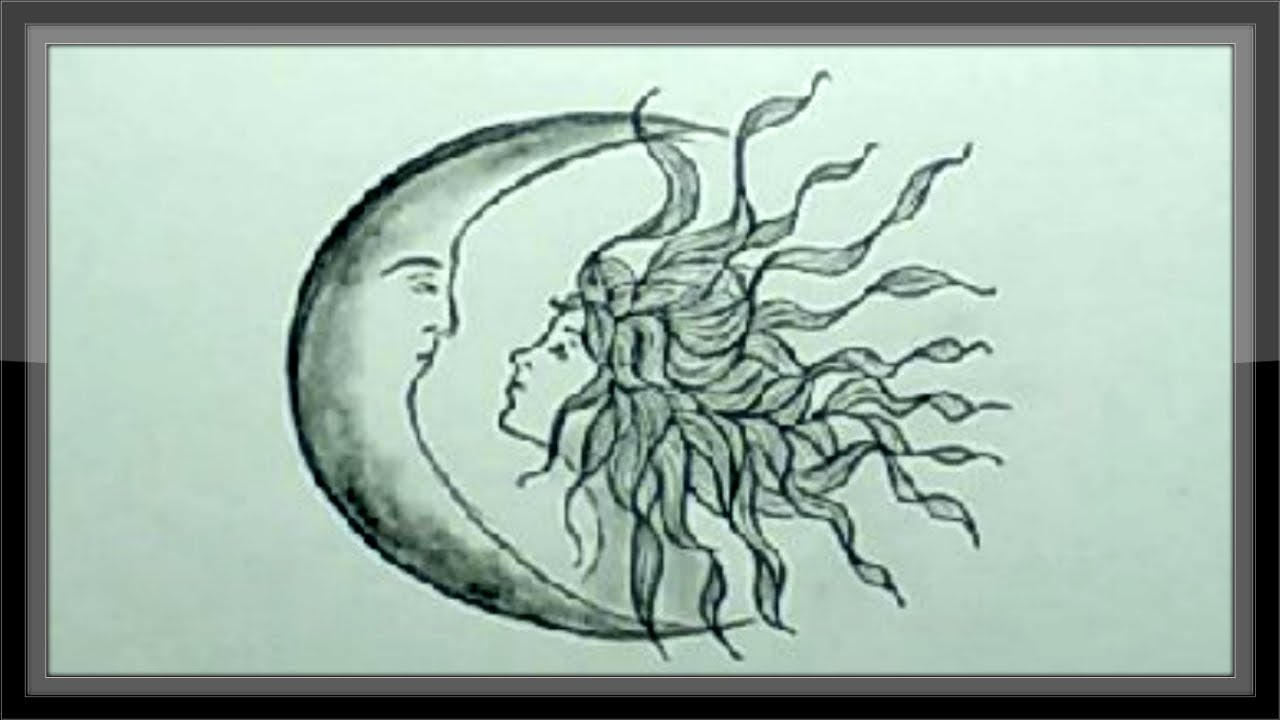 Cool amazing inspirational pencil drawing abstract picture