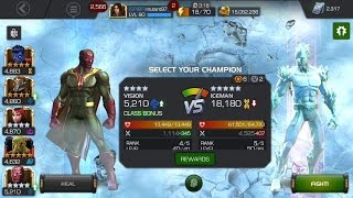 The iceman battle was from master mode: Chapter3(Frozen) - Permafro...