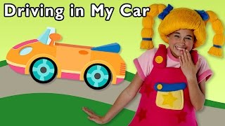 mary goes fast   driving in my car and more   baby songs from mother goose club
