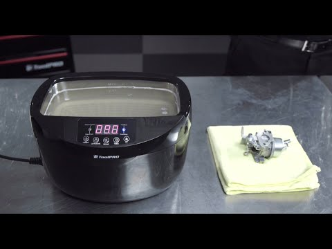 ToolPRO Ultrasonic Parts Cleaner - 2.5L // Supercheap Auto