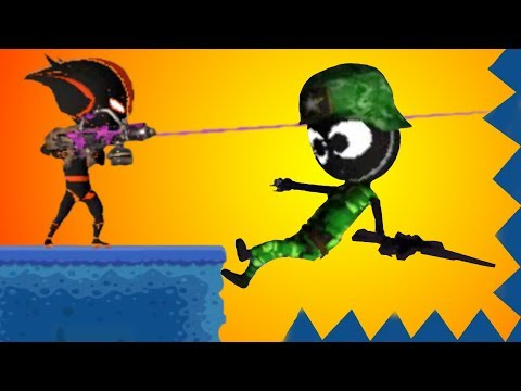 STICKMAN SHOOTER ELITE STRIKEFORCE - Walkthrough Gameplay Part 10 - THE END(iOS Android)