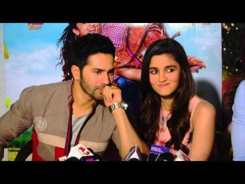 Varun Dhawan Can't Stop Touching Alia Bhatt Mp3