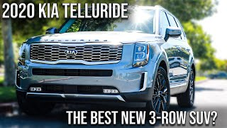 2020 Kia Telluride - The Best New 3-Row SUV?
