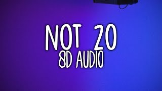 Bebe Rexha - Not 20 Anymore (8D AUDIO) 🎧