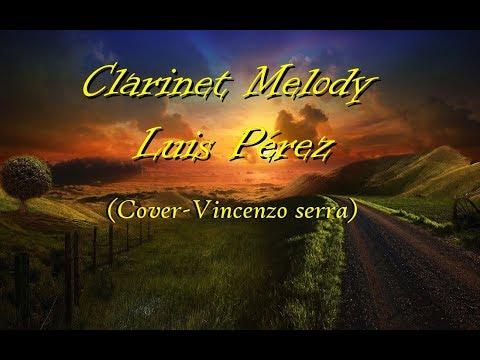 Clarinet Melody | The BlackSilver LP (Vincenzo serra - clarinet jazz music)