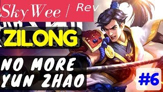 Video No More Yun Zhao [Rank 1 Zilong] | Zilong Gameplay and Build By SkyWee | ᴿᵉᵛ Mobile Legends download MP3, 3GP, MP4, WEBM, AVI, FLV November 2017