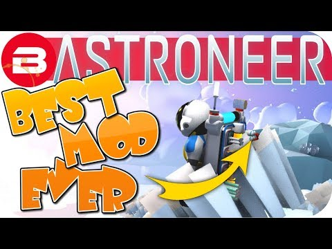 Astroneer Gameplay ▶GAME CHANGING INHIBITOR MOD!!!◀ Lets Play Astroneer Patch 197 #5