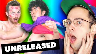 The Try Guys NEVER BEFORE SEEN Footage!