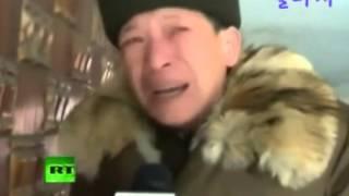 케이온 마지막화 보는 북한 주민들